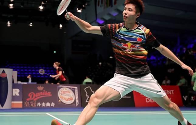 All England Open winner Shi Yuqi - File Photo