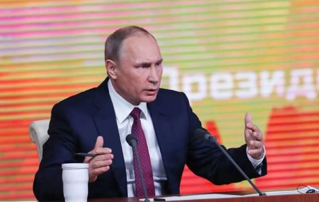 Vladimir Putin - File Photo