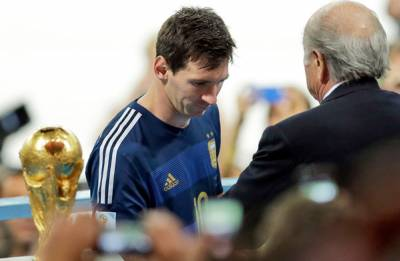 Lionel Messi ready to retire from International football, says cried too many times