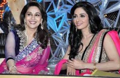Madhuri Dixit replaces Sridevi in Abhishek Varman's next, Janhvi thanks actor