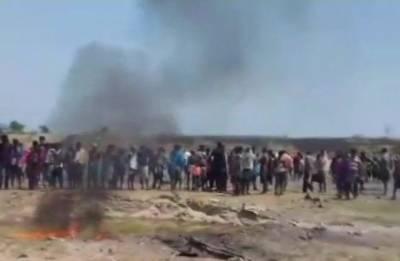 Indian Air Force Hawk jet crashes near Odisha-Jharkhand border