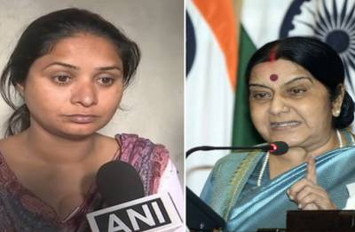 Where's your sorrow: Kin of 39 Indians killed in Mosul slams Sushma Swaraj