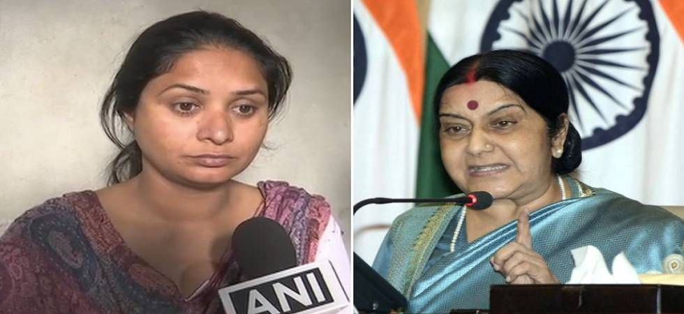 Where's your sorrow: Kin of 39 Indians killed in Iraq slams Sushma Swaraj (Photo: ANI/IANS)