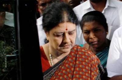 VK Sasikala gets 15-day parole to attend husband Natarajan's last rites