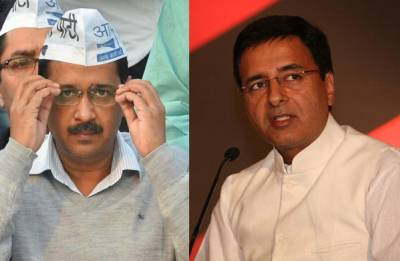 Congress gives new name to AAP chief Arvind 'Sorry' Kejriwal, says Delhi CM's apology trail has just begun