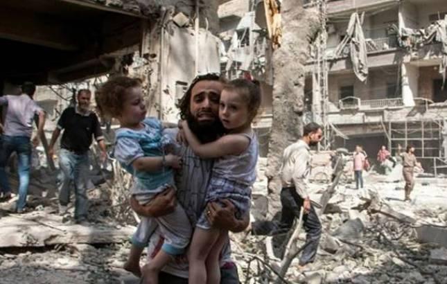 Strike on Syria's Ghouta kills 15 children sheltering in school: monitor (Source: PTI)