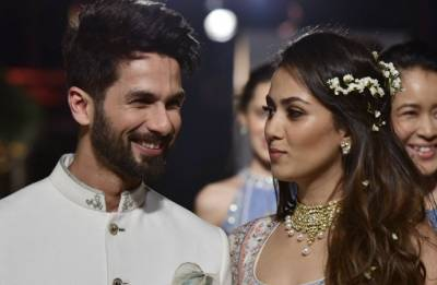 What? Mira Rajput kicked Shahid Kapoor out of their house during Padmaavat shooting; here's why