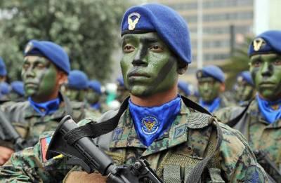 Three Ecuadorean soldiers killed by homemade explosive