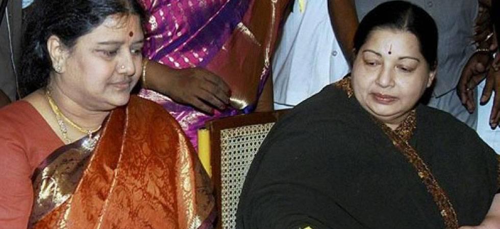 Sasikala files 55-page affidavit, opens up on Jayalalithaa's death (Source: PTI)