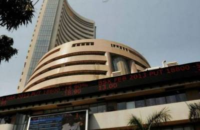 Sensex rises over 100 points, Nifty nears 10,200 points