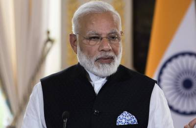 PM Narendra Modi flexes Jal Shakti on World Water Day 2018