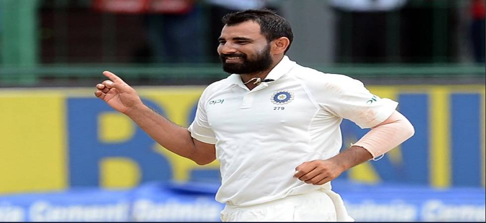 BCCI clears Mohammed Shami of corruption charge, can play IPL(Source - file pic)