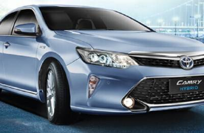 Toyota India launches Camry Hybrid in India at Rs 37 lakh. Know features and more