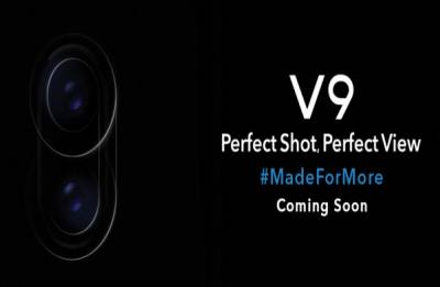 Vivo V9 with 24-megapixel selfie camera launched; Check price, specifications, features