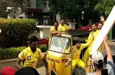IPL 2018: Harbhajan Singh performs 'Bhangra' for Chennai Super Kings, video goes viral