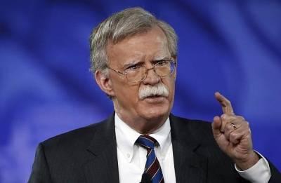 Donald Trump names former ambassador John Bolton as new national security advisor