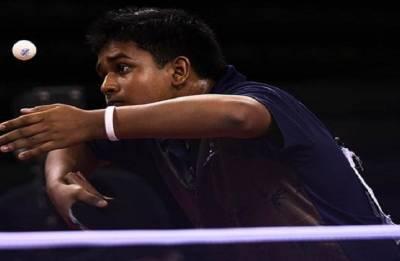 TTFI suspends Soumyajit Ghosh, set to miss Commonwealth Games