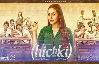 Hichki movie review: Well placed film with Rani Mukherjee's sassy, confident, solid performance