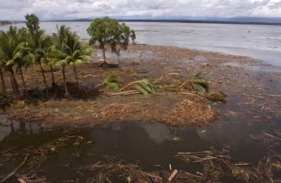 Earthquake measuring 6.3-magnitude hits Papua New Guinea