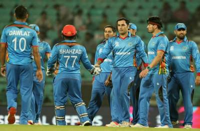Afghanistan thrashes Ireland to qualify for 2019 World Cup