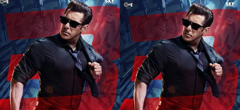 Race 3 new poster out: Meet 'Shamsher' aka BOSS of Salman Khan's action thriller (Source- Twitter)