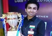 Pankaj Advani thrashes Bhaskar 6-1, retains Asian Billiards Championships