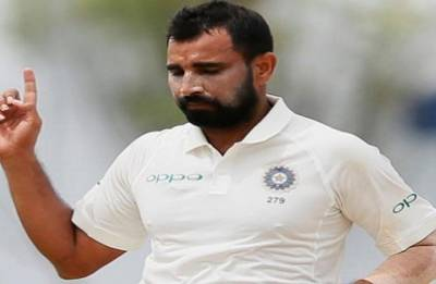 Mohammed Shami injured in road accident, receives head injuries, stitches