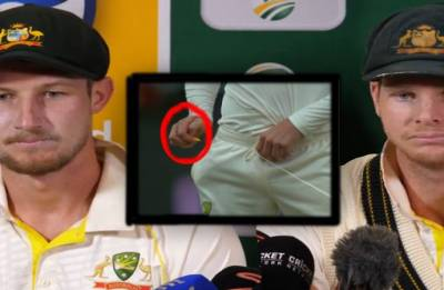 Watch | Another ball-tampering video of Bancroft during the Ashes emerges