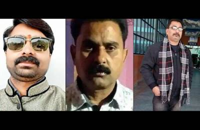 Three journalists killed in 24 hours for raising issues in BJP-ruled states