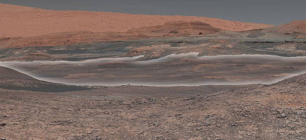 NASA's Curiosity rover completes 2,000 Martian days on Red Planet (Source: NASA)