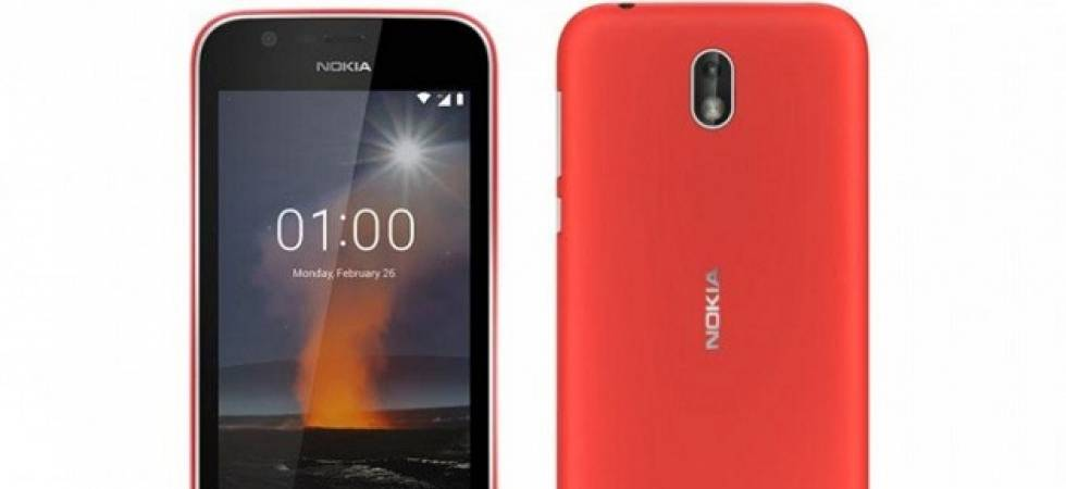Nokia 1 with Android Go edition is now available in India (File Photo)