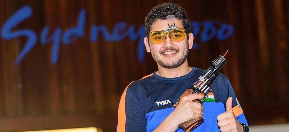 Shooter Anish Bhanwala clinches gold at ISSF Junior World Cup 2018 (Source: Twitter)