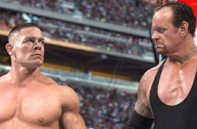 WWE: Will The Undertaker accept John Cena's challenge for a match at Wrestlemania 34?