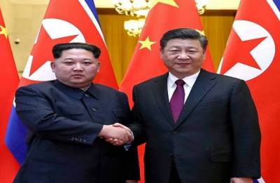 Kim Jong Un holds talks with Xi Jinping, says 'committed to denuclearisation'