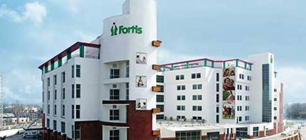 Fortis Hospital - File Photo