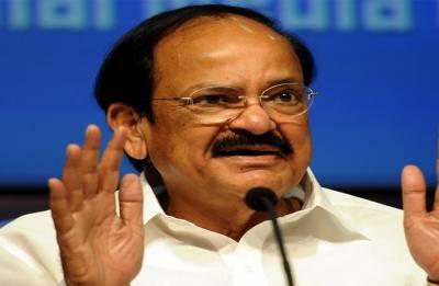 Rajya Sabha rules to be reviewed following constant disruptions says Rajya Sabha chariman M Venkaiah Naidu