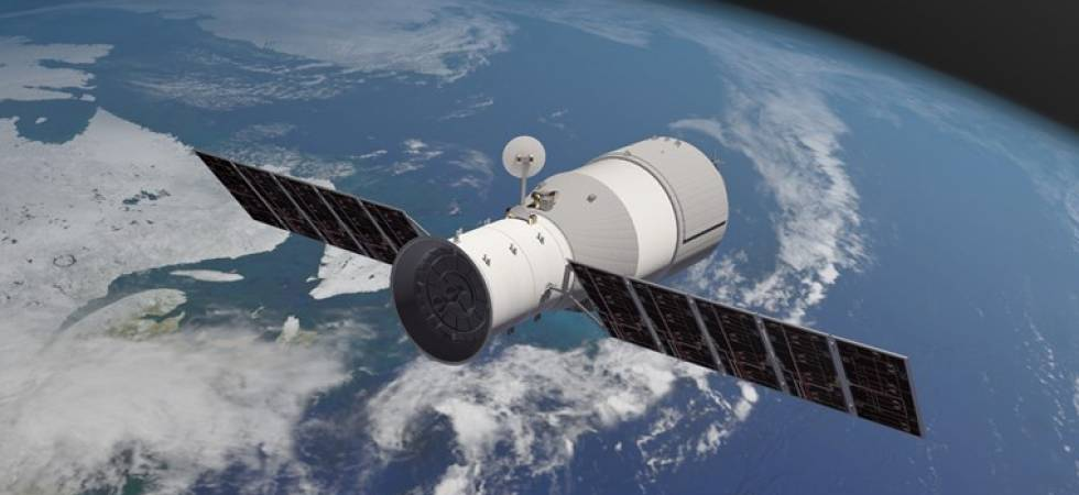 China's Tiangong-1 space lab (Representational Image)