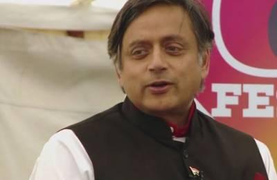 Shashi Tharoor trolled for Mahavir Jayanti tweet with Gautam Budha image