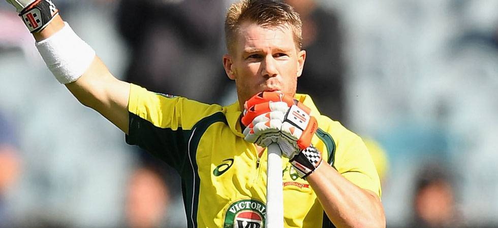Warner apologises, says he put stain on game he loves(Source - file pic)