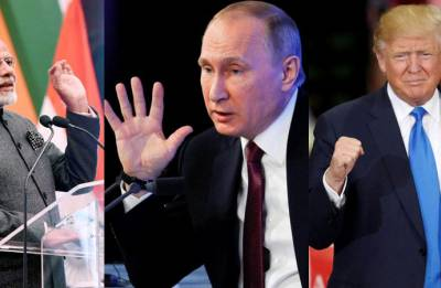 PM Narendra Modi, Vladimir Putin, Donald Trump among TIME's most influential people's list