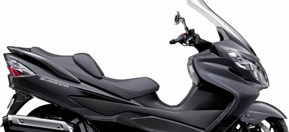Suzuki to roll out maxi-scooter Burgman Street 125 in April