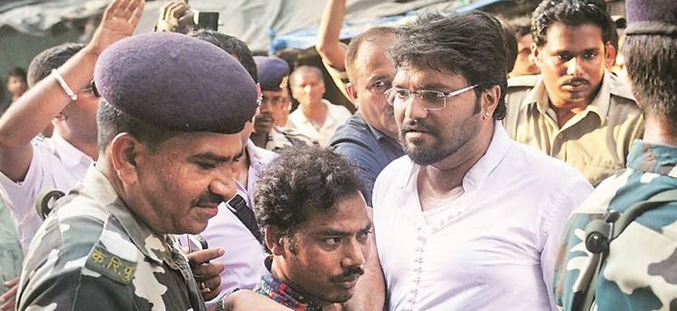 Asansol Violence: FIR against Union minister Babul Supriyo for rioting, assaulting cope (PTI Photo)
