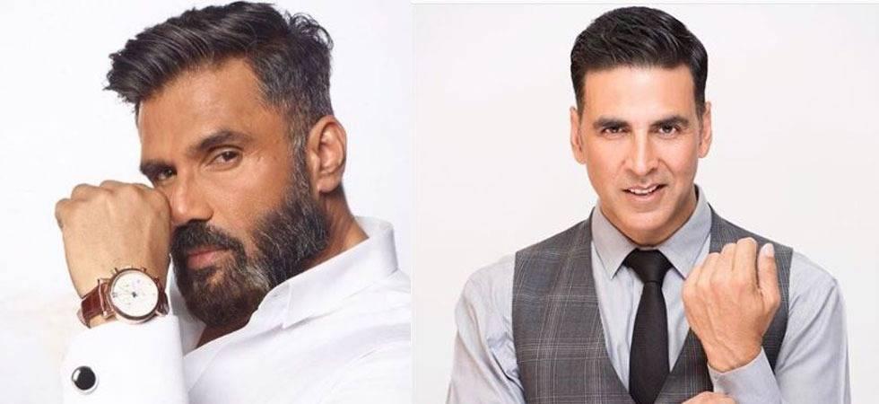 Akshay Kumar shares selfie with Suniel Shetty; Is Hera Pheri 3 on the cards? (Source- Instagram)