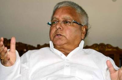 RJD chief Lalu Prasad on way to Delhi for 'specialised' treatment at AIIMS