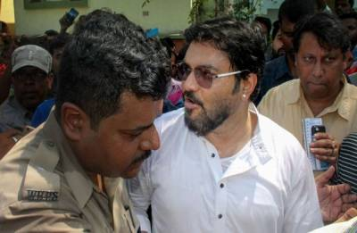 Asansol Violence: BJP MP Babul Supriyo files counter-FIR against IPS officer