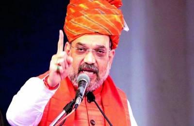 BJP president Amit Shah visits Suttur Math in Mysore