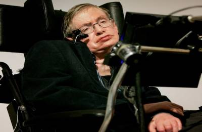 Stephen Hawking's funeral today, will be buried next to Sir Isaac Newton