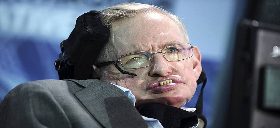 The British cosmologist had been diagnosed with motor neurone disease (Image source: PTI)