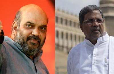 BJP leader Amit Shah vows CM Siddaramaiah 'biggest shock of life' in Karnataka polls