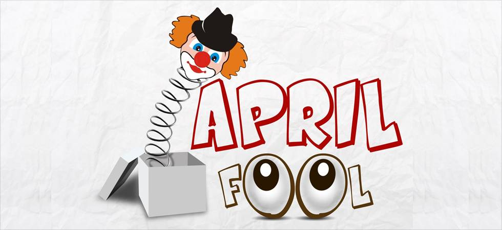 Thinking why we celebrate April 1 as Fool's Day? Here's the reason behind it
